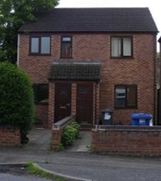 Thumbnail 1 bed maisonette to rent in Orchard Street, Kettlebrook, Tamworth