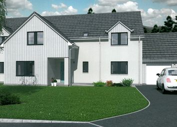 Thumbnail 4 bed detached house for sale in Craigie Avenue, Boat Of Garten