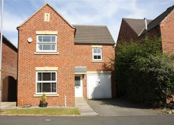 Thumbnail 3 bed detached house for sale in Great Park Drive, Leyland, Lancashire