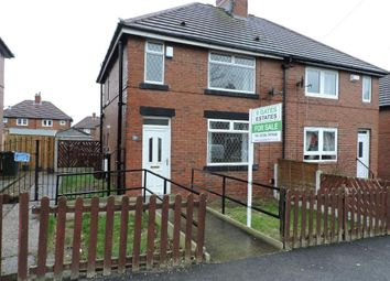 Thumbnail 2 bed semi-detached house for sale in Overdale Avenue, Worsbrough, Barnsley, South Yorkshire