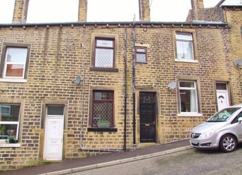Thumbnail 2 bed terraced house for sale in Coronation Street, Greetland, Halifax