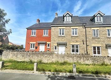 Thumbnail 4 bed town house for sale in Bransby Way, Weston Village, Weston-Super-Mare, North Somerset.