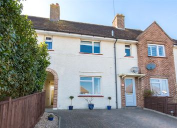 Thumbnail 3 bed terraced house for sale in Cross Way, Lewes