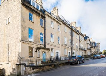 Thumbnail 2 bed flat for sale in Spencers Belle Vue, Lansdown, Bath