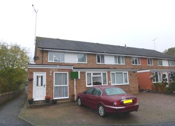 Thumbnail 3 bedroom end terrace house for sale in Burghley Close, Stevenage