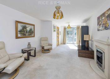 Thumbnail 2 bed flat for sale in Dial Stone Court, Weybridge