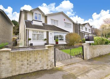 Thumbnail 4 bed detached house for sale in Dan Y Felin, Llantrisant, Pontyclun