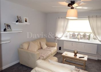 Thumbnail 2 bed flat for sale in Gloucester Court, Roman Way, Caerleon.