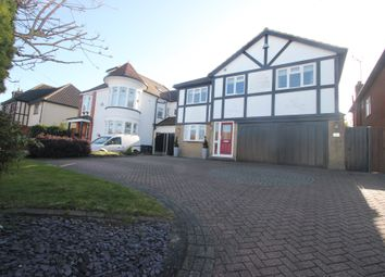 Thumbnail 4 bed detached house for sale in High Road, Hockley