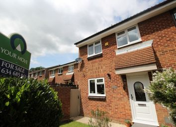 Thumbnail 3 bed semi-detached house for sale in Valley Rise, Walderslade Woods, Chatham