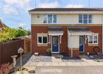 Thumbnail 2 bed end terrace house for sale in Bell View, St Albans, Hertfordshire