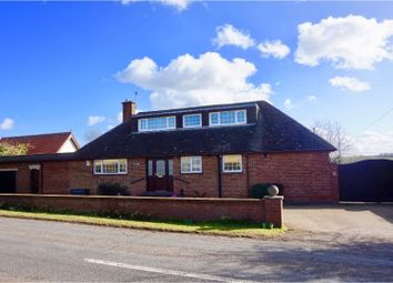 Thumbnail 4 bed detached bungalow for sale in Leake Lane, Stanford On Soar
