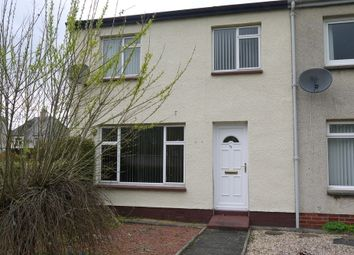 Thumbnail 3 bed terraced house for sale in Mossbank, Prestwick