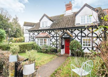 Thumbnail 2 bed cottage for sale in Broad Green, Cheveley, Newmarket