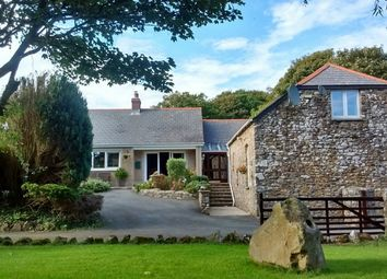Thumbnail 5 bed detached house for sale in Brawdy, Haverfordwest
