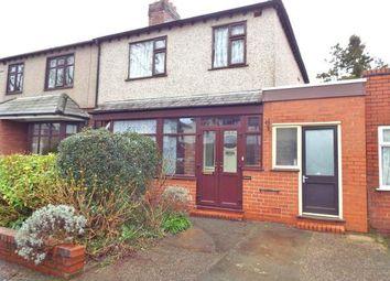 Thumbnail 3 bed semi-detached house for sale in Menin Avenue, Warrington, Cheshire