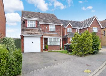 Thumbnail 4 bed detached house for sale in Arnald Way, Houghton Regis, Dunstable
