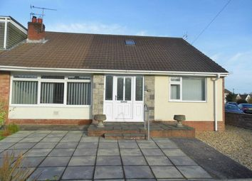 Thumbnail 3 bed bungalow to rent in Bryn Rhedyn, Pencoed