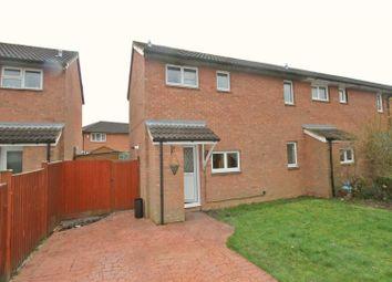 Thumbnail 3 bed semi-detached house to rent in Harcourt, Bradwell, Milton Keynes