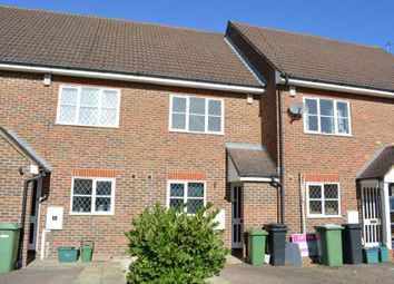 Thumbnail 3 bed terraced house to rent in Hawthorne Place, Epsom, Surrey