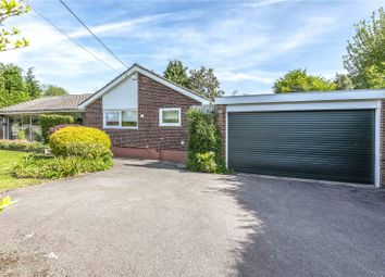 Thumbnail 3 bed bungalow for sale in Poles Lane, Otterbourne, Winchester, Hampshire