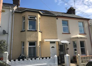 Thumbnail 2 bed terraced house to rent in Carew Terrace, Torpoint