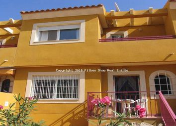 Thumbnail 3 bed town house for sale in Isla Plana, Murcia. 30868, Spain