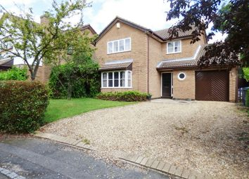 Thumbnail 4 bedroom detached house for sale in Audley Close, St. Ives, Huntingdon
