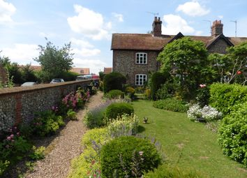Thumbnail 3 bed cottage for sale in The Street, West Raynham