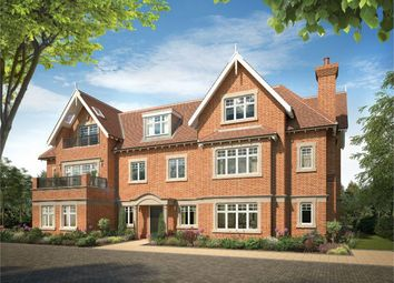 Thumbnail 2 bed flat for sale in Manor Wood Gate, 1 Coombehurst Close, Hadley Wood