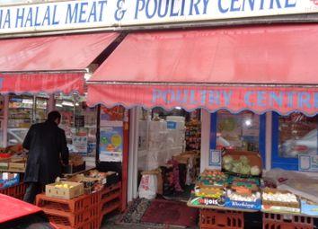 Thumbnail Retail premises for sale in Ladypool Rd, Sparkbrook, Birmingham