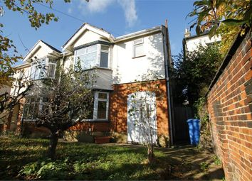 Thumbnail 3 bedroom semi-detached house for sale in Woodbridge Road, Ipswich