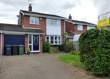 Thumbnail 3 bed detached house to rent in Orchard Close, Austrey, Nuneaton