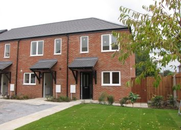 Thumbnail 2 bed end terrace house to rent in Styles Close, Tewkesbury