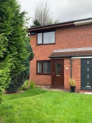 Thumbnail 2 bed semi-detached house to rent in Livingstone Close, Old Hall, Warrington