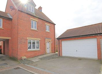 Thumbnail 4 bed detached house for sale in Brindle Way, Norton, Malton