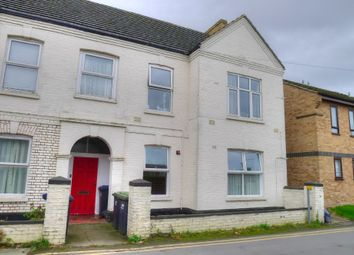 Thumbnail 2 bed flat to rent in Station Road, Soham, Ely