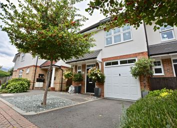 Thumbnail 4 bed end terrace house for sale in Andrews Gate, Shepperton