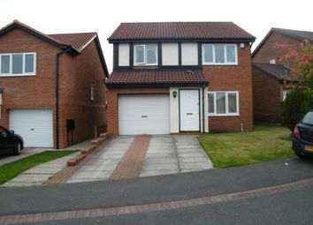 Thumbnail 3 bed property to rent in Hatfield Close, Framwellgate Moor, Durham