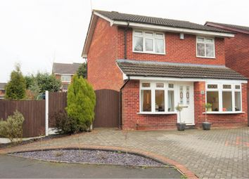 Thumbnail 3 bed detached house for sale in Salkeld Avenue, Wigan