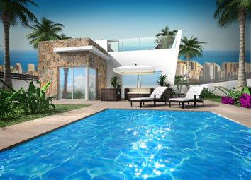 Thumbnail 3 bed property for sale in Marina Baixa, Finestrat, Spain