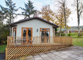 Thumbnail 3 bedroom lodge for sale in Ullswater Lodge, Hillcroft Park, Pooley Bridge