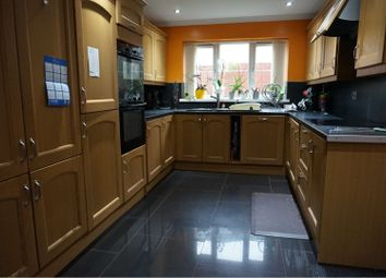 Thumbnail 4 bedroom detached house to rent in Hastings Crescent, Old St Mellons