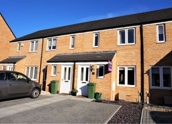 Thumbnail 2 bed terraced house for sale in Ymyl Yr Afon, Hawthorn, Pontypridd