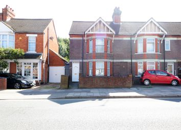Thumbnail 3 bed semi-detached house to rent in Grange Avenue, Luton