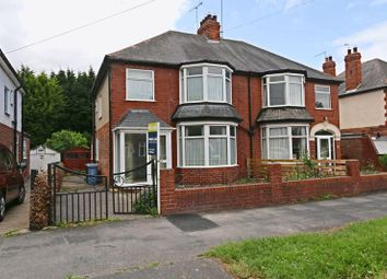 Thumbnail 3 bed semi-detached house for sale in Allderidge Avenue, Hull