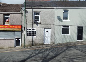 Thumbnail 2 bed terraced house for sale in High Street, Blaina, Abertillery
