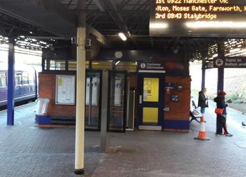 Thumbnail Retail premises to let in Wigan Wallgate Railway Station, Wallgate, Wigan, Lancashire