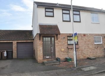 Thumbnail 3 bedroom semi-detached house for sale in Clarence Close, Chelmer Village, Chelmsford, Essex