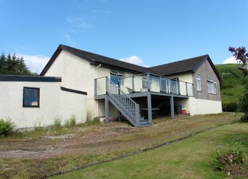 Thumbnail 4 bed detached bungalow for sale in Ardtalla Upper Cluniter, Innellan